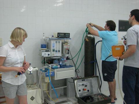 OP - Vorbereitungen am 01.01.2009